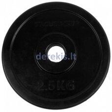 Tunturi 14TUSCL144, 2.5kg 30mm