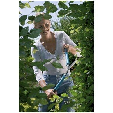 Gyvatvorių žirklės su krumpline pavara Gardena Comfort 600, 393-20 (900842501) 3