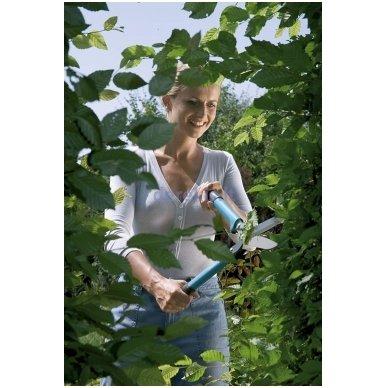 Gyvatvorių žirklės su krumpline pavara Gardena Comfort 600, 393-20 (900842501) 5