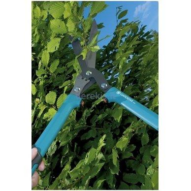 Gyvatvorių žirklės su krumpline pavara Gardena Comfort 600, 393-20 (900842501) 6