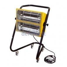 Elektrinis infraraudonųjų spindulių oro šildytuvas MASTER HALL 3000 I