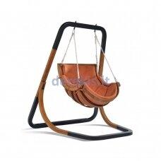 "Hamakas - kėdė 4IQ ""Lopšys Terracota"""