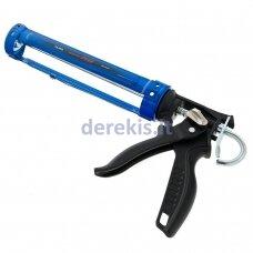 Hermetiko pistoletas Tajima Convoy RS (mėlynas, Super Heavy Duty, klampiam silikonui su reduktoriumi)