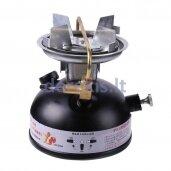 Liquid fuel - gas burners