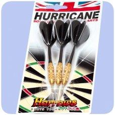 Strėlytės Hurricane Brass 7394