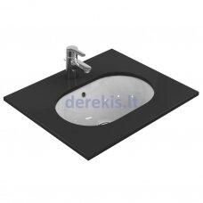 Įleidžiamas praustuvas Ideal Standard Connect Oval E5048