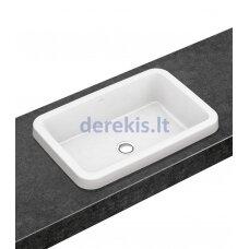 Įleidžiamas praustuvas Villeroy&Boch Architectura 615x415mm, 41676001