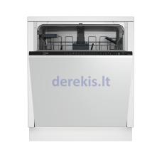 Įmontuojama indaplovė Beko DIN28434