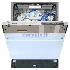 Įmontuojama indaplovė Freggia DWCI6159
