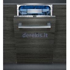 Įmontuojama indaplovė Siemens SR656X01TE