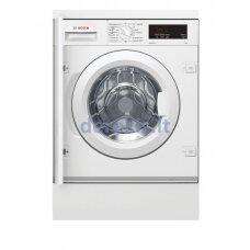 Įmontuojama skalbimo mašina Bosch WIW24341EU