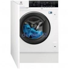 Įmontuojama skalbimo mašina su džiovinimo funkcija Electrolux EW7W368SI