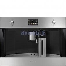 Įmontuojamas kavos aparatas SMEG CMS4303X
