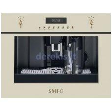 Įmontuojamas kavos aparatas SMEG CMS8451P
