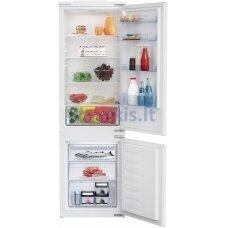 Įmontuojamas šaldytuvas Beko BCSA285K3SN