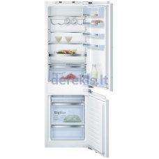 Įmontuojamas šaldytuvas Bosch KIS86SD30