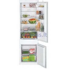 Įmontuojamas šaldytuvas Bosch KIV875SF0