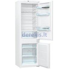 Įmontuojamas šaldytuvas Gorenje NRKI4182E1