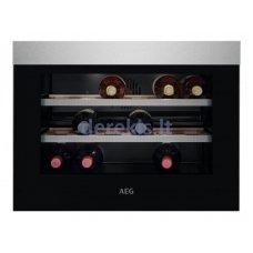 Įmontuojamas vyno šaldytuvas AEG KWK884520M