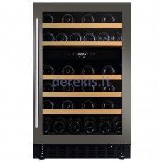 Įmontuojamas vyno šaldytuvas Dunavox Flow-38, DAUF-38.100DSS, nerūdijančio plieno