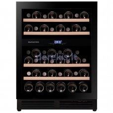 Įmontuojamas vyno šaldytuvas Dunavox Flow-45, DAUF-45.125DB.TO, juodas