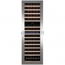 Įmontuojamas vyno šaldytuvas Dunavox Glance-114, DAVG-114.288DSS.TO, nerūdijančio plieno