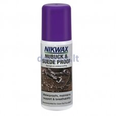 Impregnantas avalynei Nikwax Nubuck & Suede proof
