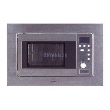 Įmontuojama mikrobangų krosnelė Guzzanti GZ-8601