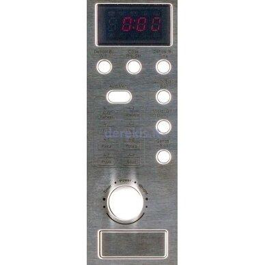 Įmontuojama mikrobangų krosnelė Guzzanti GZ-8601 3