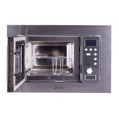 Įmontuojama mikrobangų krosnelė Guzzanti GZ-8601 2