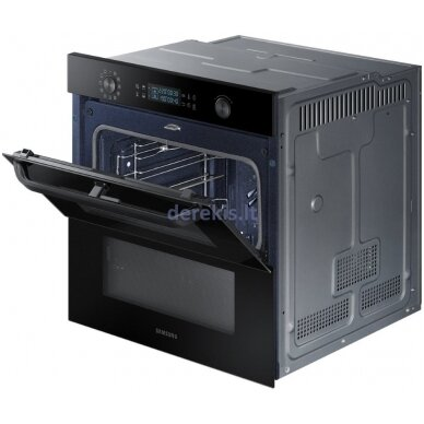 Įmontuojama orkaitė Samsung NV75N5671RB 12