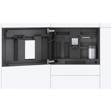 Įmontuojamas automatinis kavos aparatas Bosch CTL836EC6 2