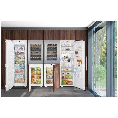 Įmontuojamas šaldytuvas LIEBHERR SIBP 1650 10
