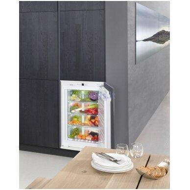 Įmontuojamas šaldytuvas LIEBHERR SIBP 1650 5