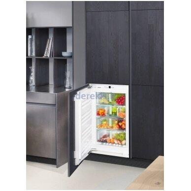 Įmontuojamas šaldytuvas LIEBHERR SIBP 1650 6