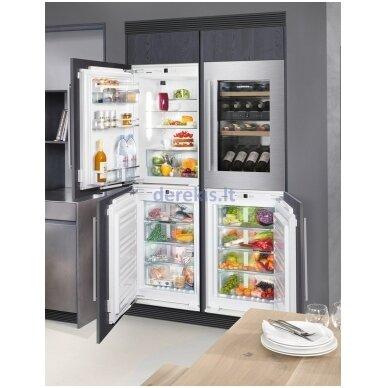Įmontuojamas šaldytuvas LIEBHERR SIBP 1650 8