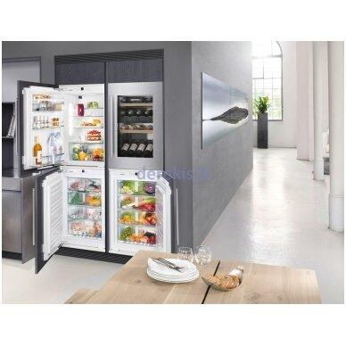 Įmontuojamas šaldytuvas LIEBHERR SIBP 1650 9