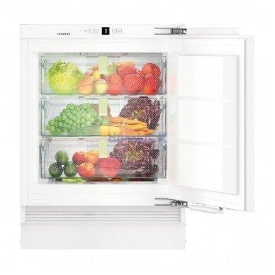 Įmontuojamas šaldytuvas LIEBHERR SUIB 1550 2