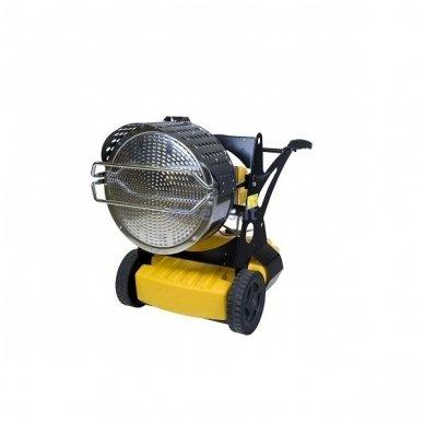 Infraraudonųjų spindulių dyzelinis šildytuvas MASTER  XL 9 SR