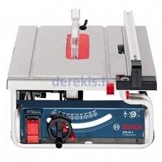 Išilginio pjovimo staklės Bosch GTS 10 J Professional, 0601B30500