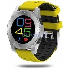 Išmanusis laikrodis DT NO.1 GS8, geltonas