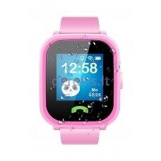 Išmanusis laikrodis - telefonas Sponge See 2, rožinis