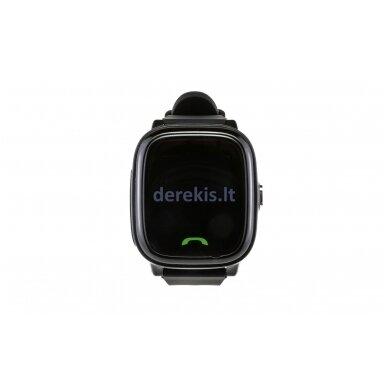 Išmanusis laikrodis - telefonas Sponge See 2, juodas 2