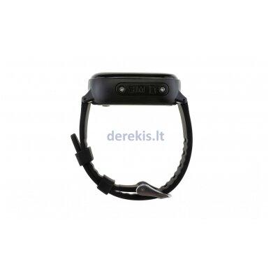 Išmanusis laikrodis - telefonas Sponge See 2, juodas 3