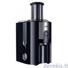 Sulčiaspaudė BRAUN J500 Black