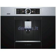 Įmontuojamas kavos aparatas Bosch CTL636ES6