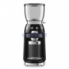 Kavos pupelių malūnėlis Smeg CGF01BLEU
