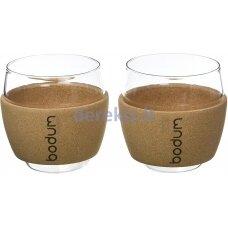 Kavos stiklinės Bodum PAVINA 11185-109S