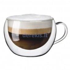 Kavos stiklinės Zyle ZY2427DG, 270 ml (2 vnt)