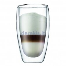 Kavos stiklinės Zyle ZY8044DG, 440 ml (2 vnt)